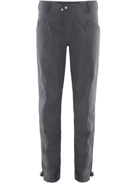 Klättermusen Vanadis Miehet Pitkät housut , harmaa